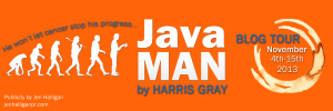 Java Man Tour Banner