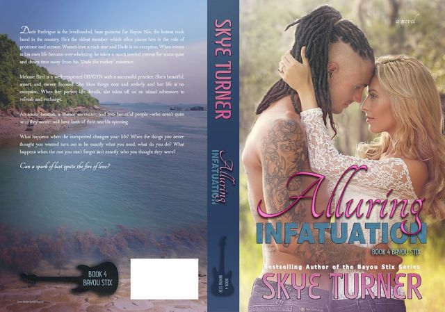 Alluring Infatuation Full Wrap