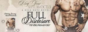 Full Disclosure Banner