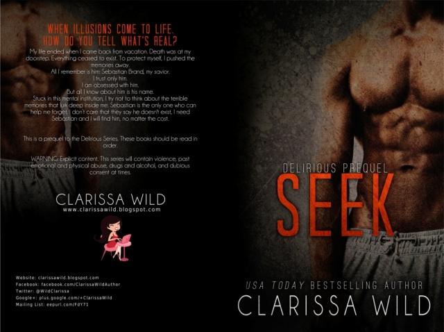 seek paperback cover