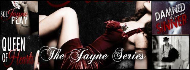 the jayne series banner