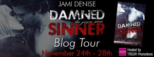 damned sinner blog tour