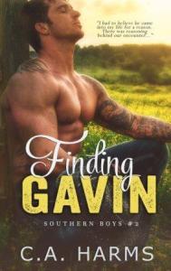 finding gavin harms