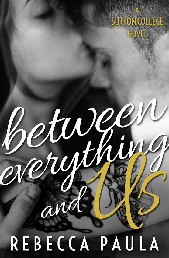 Between Everything Cover