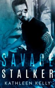 SAVAGE STALKER KATHLEEN KELLY KINDLE EBOOK COVER