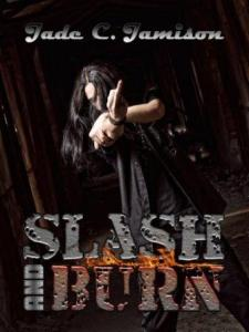 Slash and Burn (Bullet #5) by Jade C Jamison
