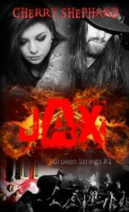 Jax (Broken Strings Book 1) Cherry Shephard