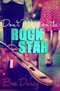 Don't Mention The Rock Star by Bree Darcy