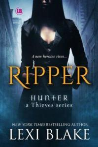 Ripper (Hunter #1) by Lexi Blake