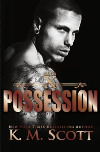 Possession (Club X #3) by K.M. Scott