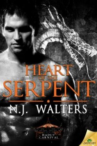 Heart of the Serpent N. J. Walters