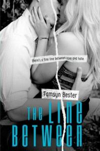 The Line Between by Tamsyn Bester
