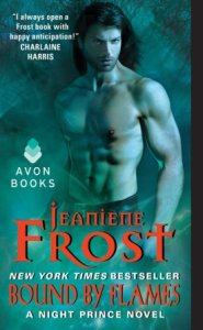Bound by Flames (Night Prince #3) by Jeaniene Frost