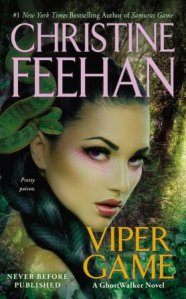 Viper Game (GhostWalkers #11) by Christine Feehan