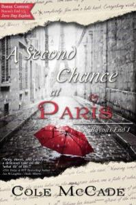 A Second Chance at Paris (Bayou's End #1) by Cole McCade