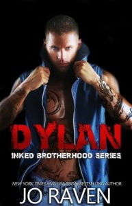 Dylan (Inked Brotherhood #4) by Jo Raven