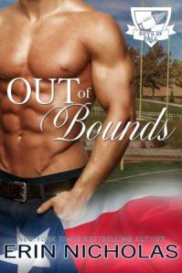 Out of Bounds by Erin Nichols