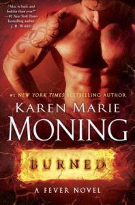 Burned (Fever #7) by Karen Marie Moning