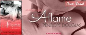 Aflame - Cover Reveal Banner