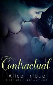 CONTRACTUAL ALICE TRIBUE AMAZON EBOOK COVER