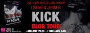 kick - blog tour