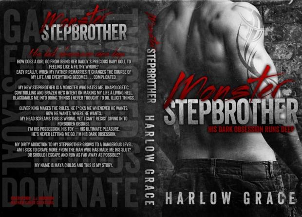 MonsterStepbrother - Full Jacket