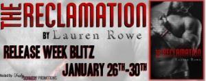 The Reclamation RWB Banner