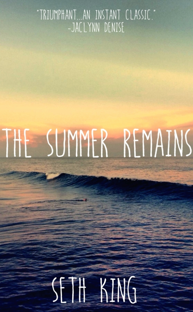 The Summer Remains Cover