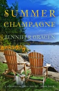 Summer Champagne (Seasons of Love #4) Jennifer Gracen