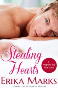 Stealing Hearts (Magnolia Bay #4) by Erika Marks