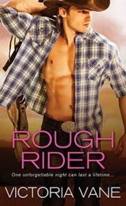 Rough Rider (Hot Cowboy Nights #2) by Victoria Vane