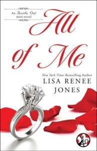 All of Me (Inside Out #6) by Lisa Renee Jones