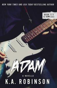 Adam: A Torn Series Novella by K A Robinson