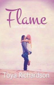Flame by Toya Richardson