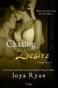 Chasing Desire (Chasing Love #3) by Joya Ryan