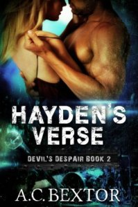 Hayden's Verse (Devil's Despair #2) by A.C. Bextor