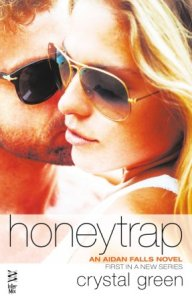 Honeytrap (Aidan Falls #1) by Crystal Green