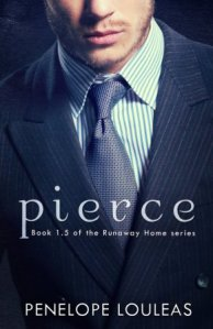 Pierce (Runaway Home #1.5) by Penelope Louleas
