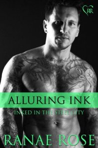 Alluring Ink (Inked in the Steel City #7) by Ranae Rose