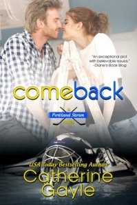 Comeback (Portland Storm #6) by Catherine Gayle
