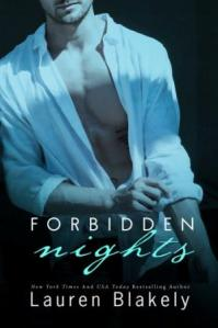 Forbidden Nights (Seductive Nights #5) by Lauren Blakely
