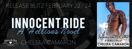 INNOCENT RIDE - BANNER