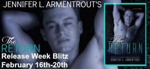 The Return Release Week Blitz banner