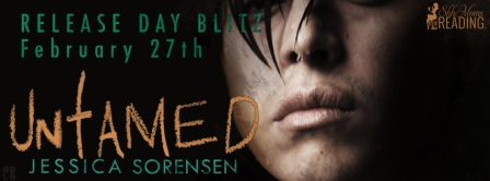 Untamed release day