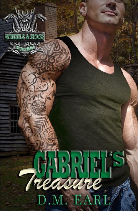 Gabriel's Treasure cover
