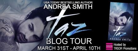 taz blog tour