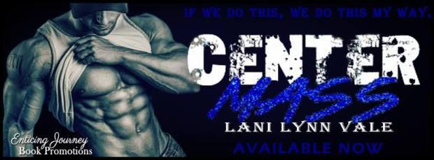 Center Mass Release banner