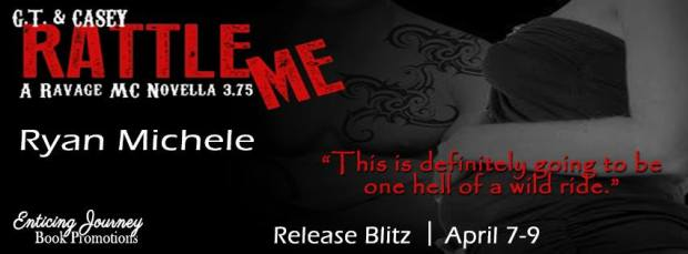Rattle Me Release Banner