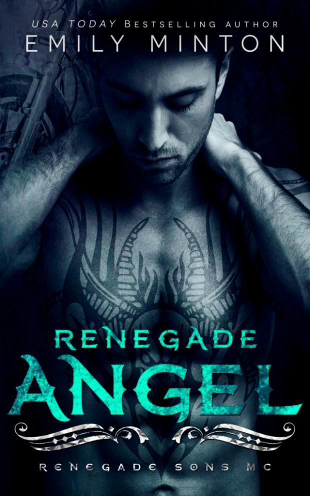 RENEGADE ANGEL EMILY MINTON AMAZON KINDLE EBOOK COVER
