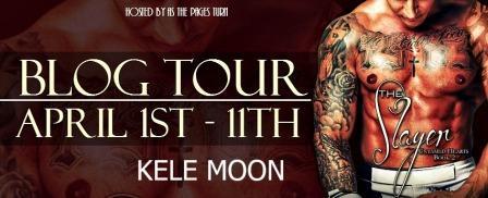 Tour Banner - The Slayer